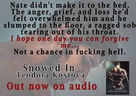 Teodora Kostova - Snowed In Teaser 2