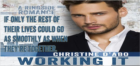 Christine d'Abo - Working It Banner 1