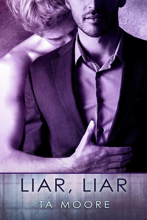 T.A. Moore - Liar, Liar Cover