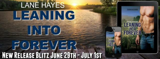 Lane Hayes - Leaning into Forever RB Banner