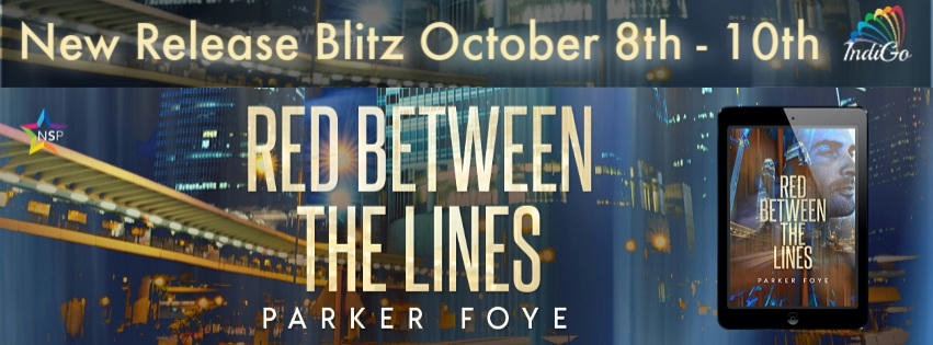 Parker Foye - Red Between the Lines RB Banner