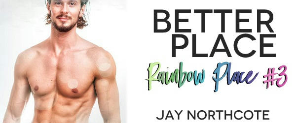 Jay Northcote - Better Place Banner