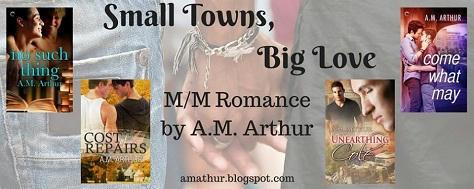 A.M. Arthur banner