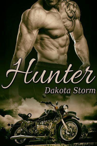 Dakota Storm - Hunter Cover