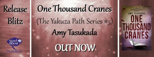 Amy Tasukada - One Thousand Cranes RBBanner