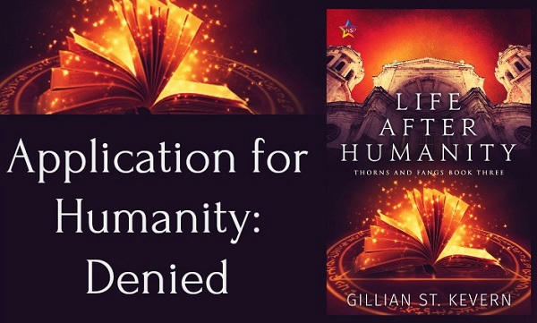 Gillian St. Kevern - Life After Humanity Teaser Graphic