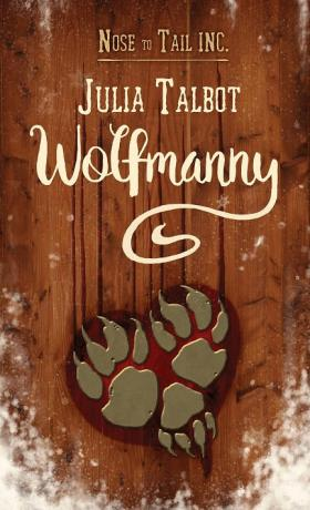 Julia Talbot - Wolfmanny Cover