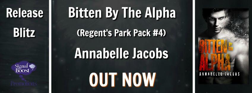 Annabelle Jacobs - Bitten By The Alpha RBBanner