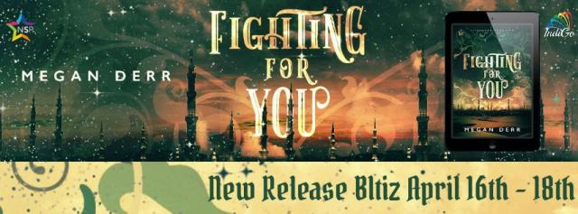 Megan Derr - Fighting for You RBBanner