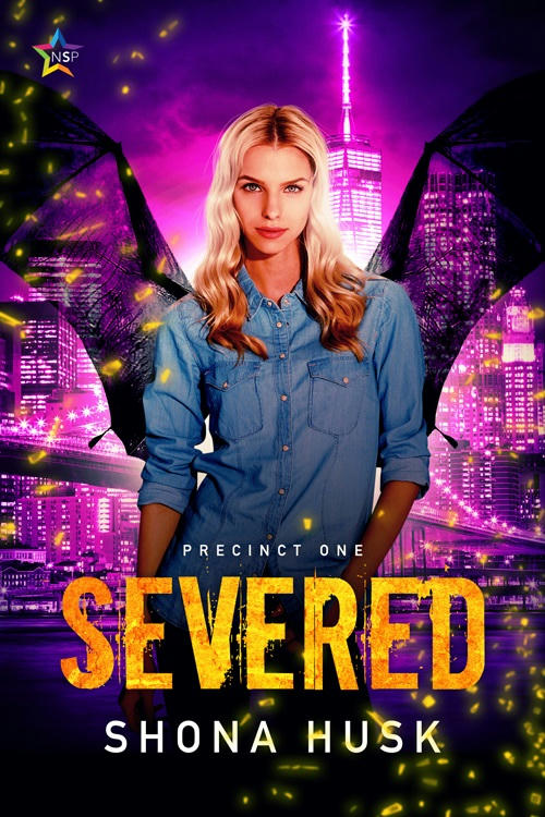Shona Husk - Severed Cover