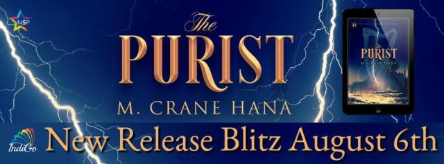 M. Crane Hana - The Purist RB Banner