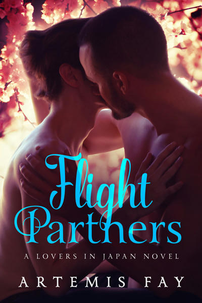 Artemis Fay - Flight Partners Cover L