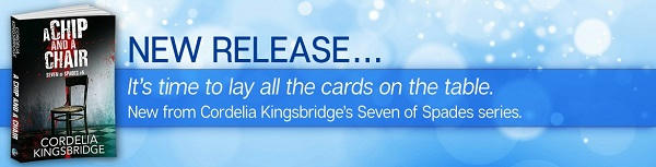 Cordelia Kingsbridge - A Chip and A Chair Riptide Banner