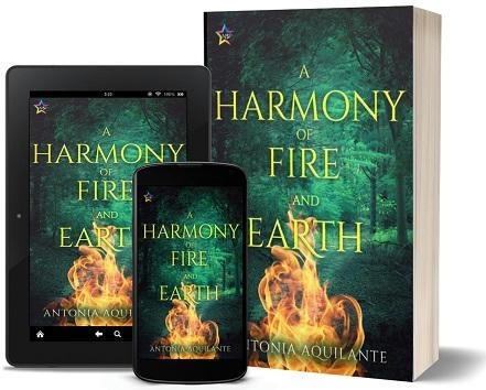 Antonia Aquilante - A Harmony of Fire and Earth 3d Promo