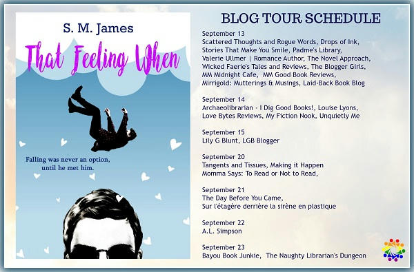 S.M. James - That Feeling When SCHEDULE