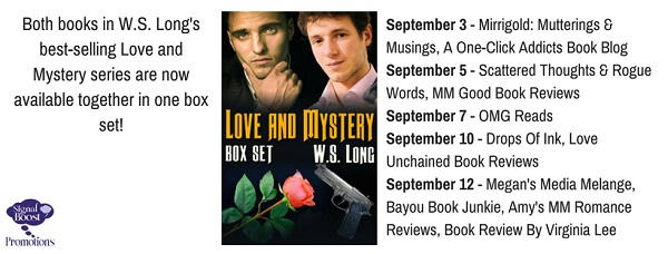 W.S. Long - Love & Mystery TourGraphic