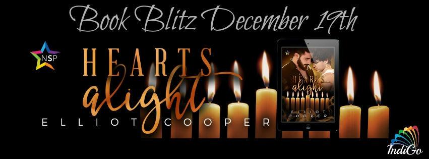 Elliot Cooper - Hearts Alight Banner 2