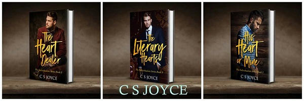 C.S. Joyce - The Individualists series banner