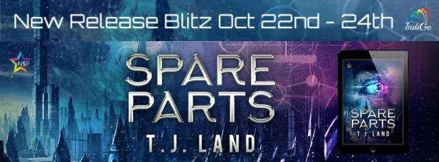 T.J. Land - Spare Parts RB Banner