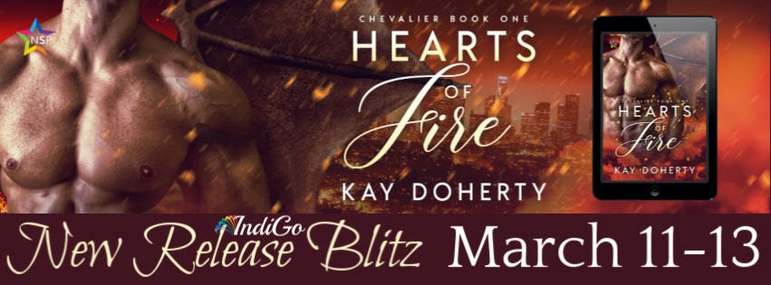 Kay Doherty - Hearts on Fire RB Banner