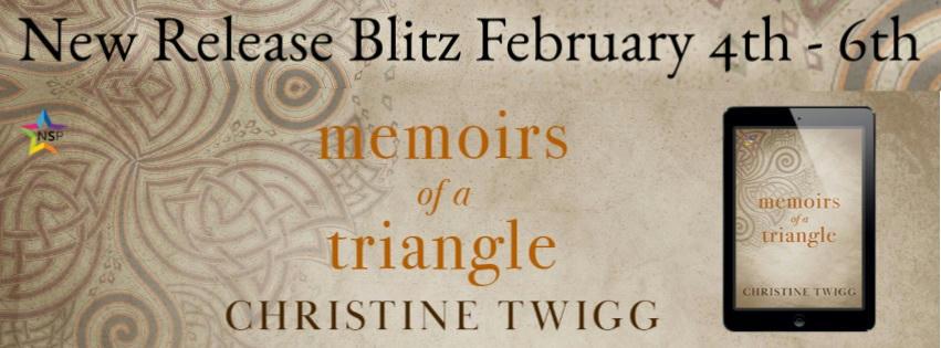 Christine Twigg - Memoirs of a Triangle Blitz Banner