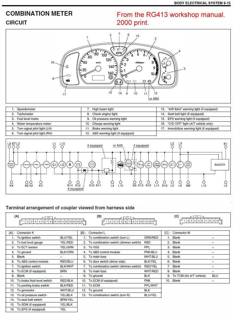 daewoo cielo radio wiring diagram daewoo matiz ignition wiring diagram