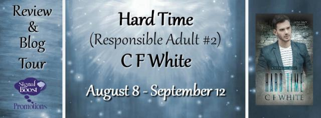 CF White - Hard Time RGBanner