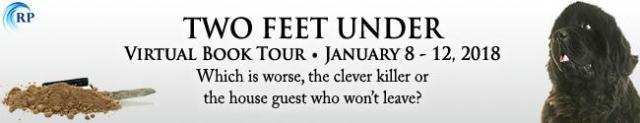 Charlie Cochrane - Two Feet Under TourBanner