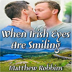 Matthew Robbins - When Irish Eyes Are Smiling Square