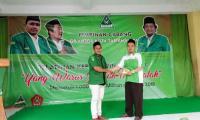 PKD Ansor, Opik: NU dan NKRI Dirongrong, yang Waras Jangan Ngalah!
