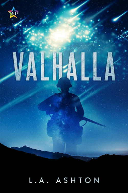 L.A. Ashton - Valhalla Cover