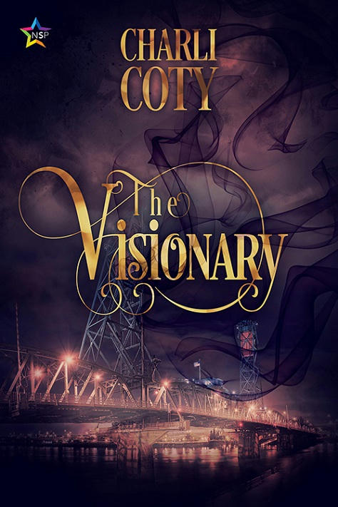 Charli Coty - The Visionary Cover