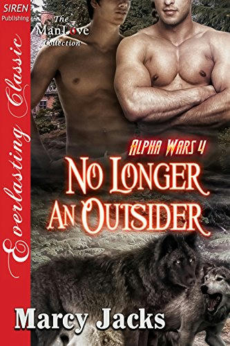 Marcy Jacks - No Longer an Outsider Cover
