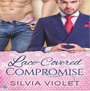 Silvia Violet - Lace-Covered Compromise Square