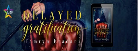 Tamryn Eradani - Delayed Gratification Banner