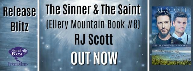 R.J. Scott - The Sinner & The Saint RBBanner