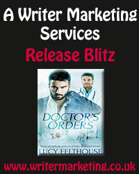 Lucy Felthouse - Doctor's Orders badge