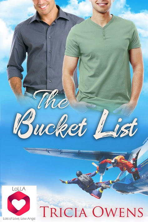 Tricia Owens - The Bucket List Cover