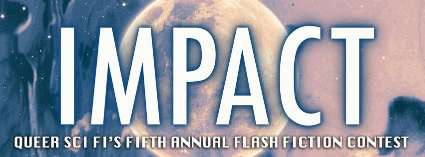 Impact Flash Fiction Banner