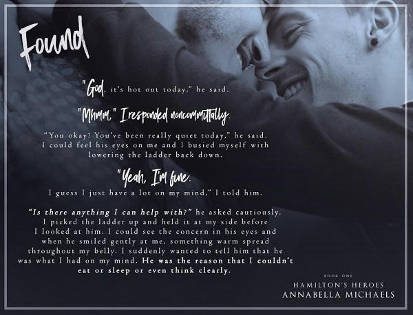 Annabella Michaels - Found Teaser