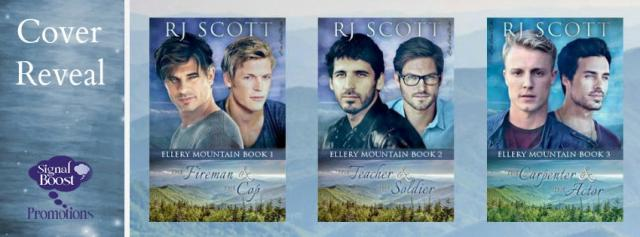 R.J. Scott - Ellery Mountain 1,2,3 CR Banner