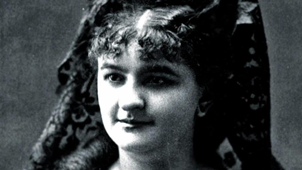 12 de Mayo de 1921, Muere Emilia Pardo-Bazán