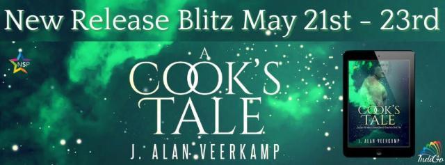 J. Alan Veerkamp - A Cook's Tale Banner