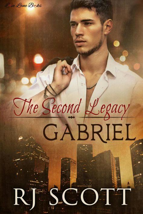 R.J. Scott - Gabriel Cover