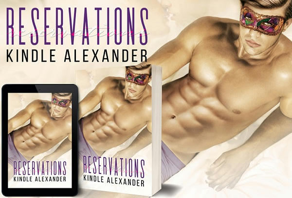 Kindle Alexander - Reservations Cover promoblock s