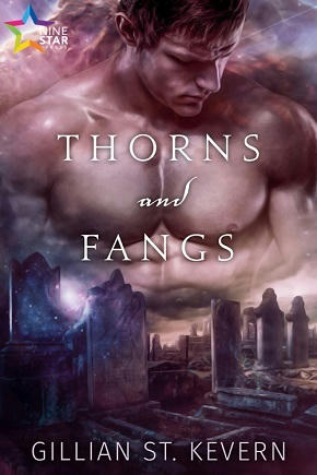 Gillian St. Kevern - Thorns and Fangs Cover