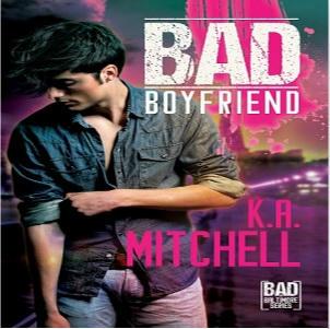 K.A. Mitchell - Bad Boyfriend Square