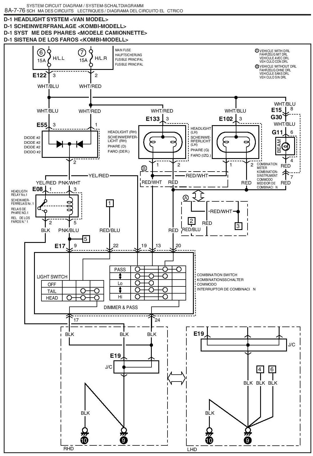 Led Spotlight: Led Spotlight Wiring Diagram