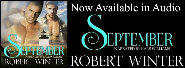 Robert Winter - September Banner