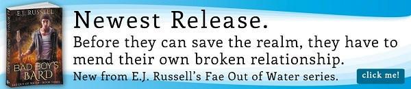 E.J. Russell - Bad Boy's Bard Riptide Banner